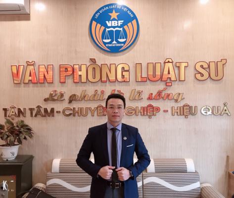 Luật sư Nguyễn Thanh Hải